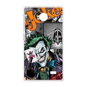 Amusing joker Cell Phone Case for Nokia Lumia X