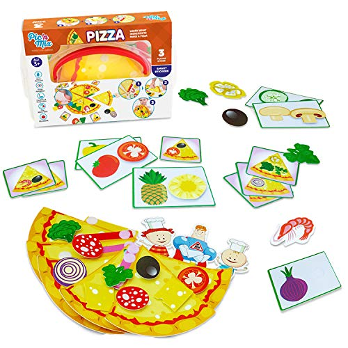 Pizza Puzzles for Kids |...