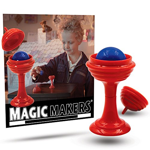 Magic Ball and Vase - Easy Magic Trick with How to Instructions ()