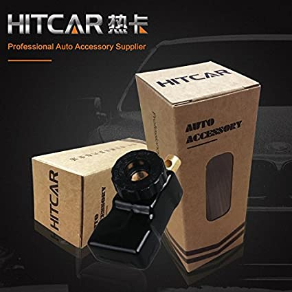 Universal Battery Quick Disconnect Switch Top Mount Knob Cut Off Master Kill Terminal Adapter DC 12V 24V 11 12 13mm Diameter with Heatproof PVC Cover for Auto Motor Car Vehicle Truck Boat by HItCar