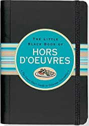 Little Black Book of Hors d'Oeuvres