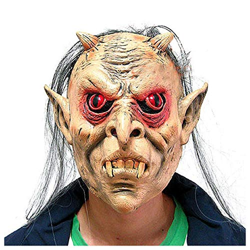 Top 10 recommendation grim reaper mask with red eyes 2020