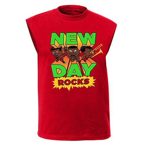 The New Day Rocks Muscle Shirt
