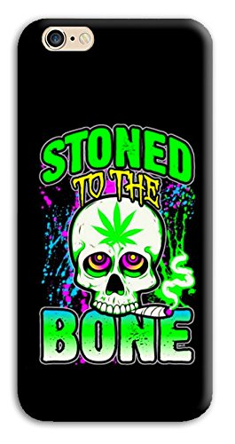 Mixroom - Cover Custodia Case In TPU Silicone Morbida Per Apple Iphone 5c M3527 Stoned To The Bone Marijuana