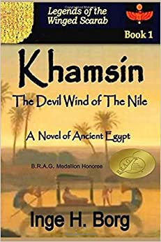 KHAMSIN, The Devil Wind of The Nile