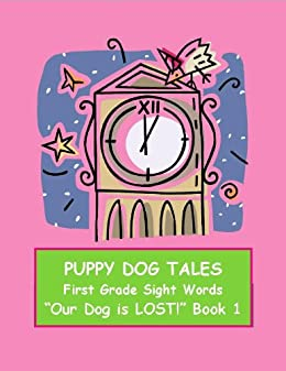 Amazoncom Puppy Dog Tales First Grade Sight Words Chapter