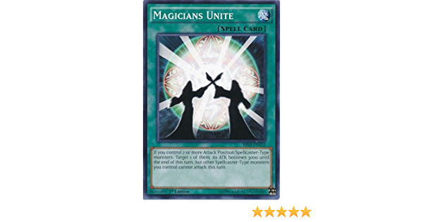 BP03-EN152 Magicians Unite 1st Edition Mint YuGiOh Card