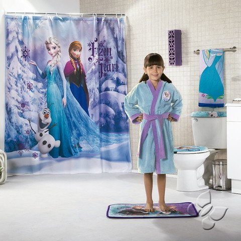 Special Edition Frozen Childrens Bathroom & Accesories by Disney