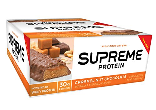 Supreme Protein Caramel Chocolate Ounce product image