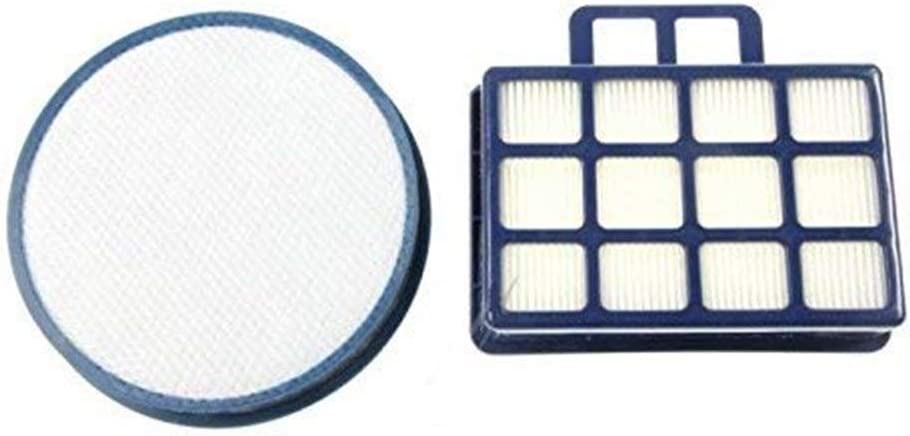 Hoover 35601650 Kit filtro U52 colore: Blu in plastica 2 l