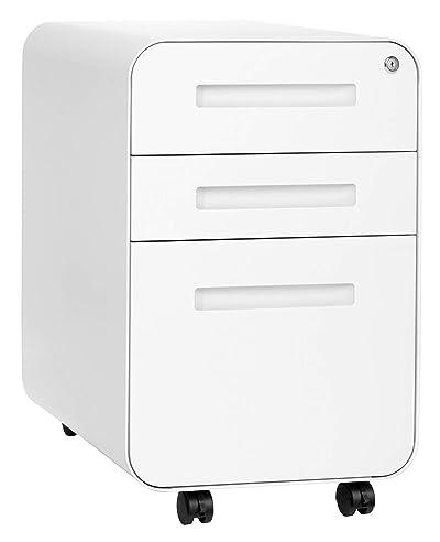Stockpile 3-Drawer File Cabinet