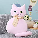 Vercart Cute Cuddly Creative Hugging Pillow Stuffed Plush Animals Soft Toy Pillow White 39 Inches