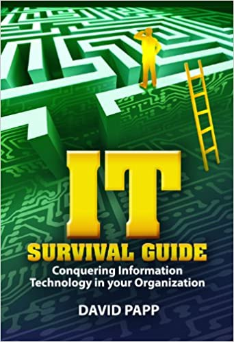 Image result for it survival guide