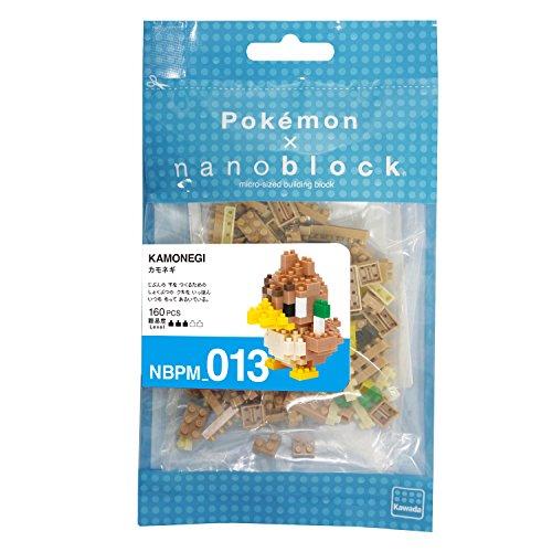 nanoblocks Nbpm013 Nb - FarfetchD - Pokemon Building Kit