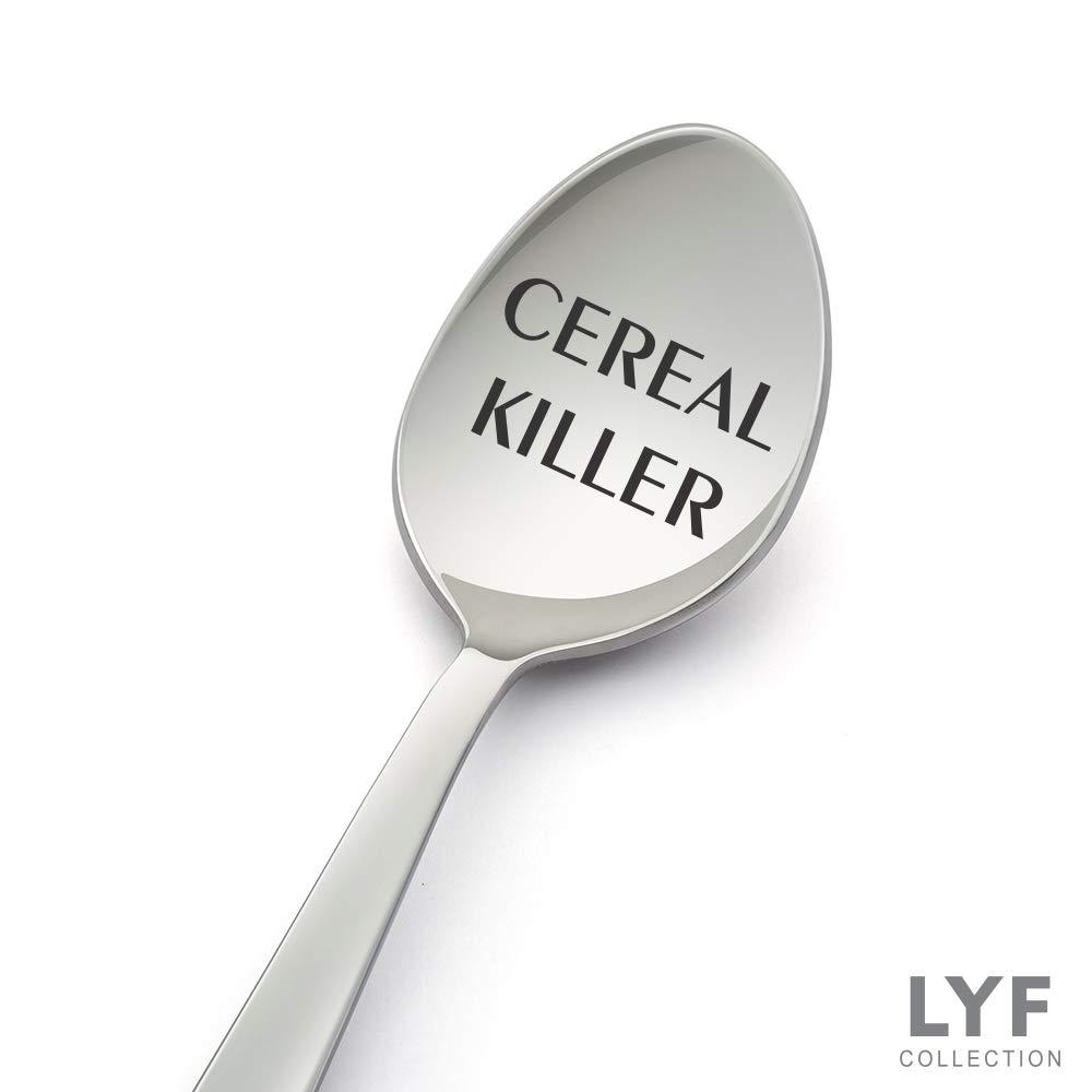 Cuchara para matar cereales – perfecto regalo para los amantes de ...