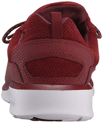 DC Uomo Heathrow Prestige Unisex Casual Skate Shoe (Argilla rossa)