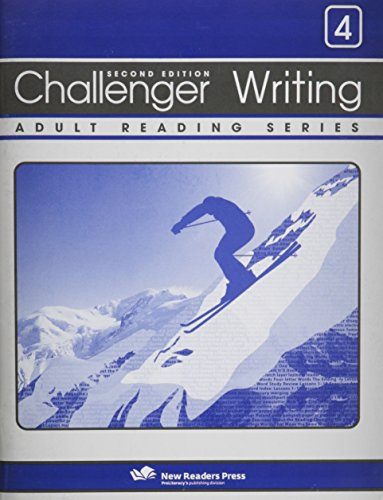 Challenger Writing 4: Skill-building Writing Exercises for Each Lesson in Challenger 4 of the Challenger Adult Reading Series