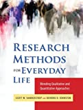 Research Methods for Everyday Life 1st Edition