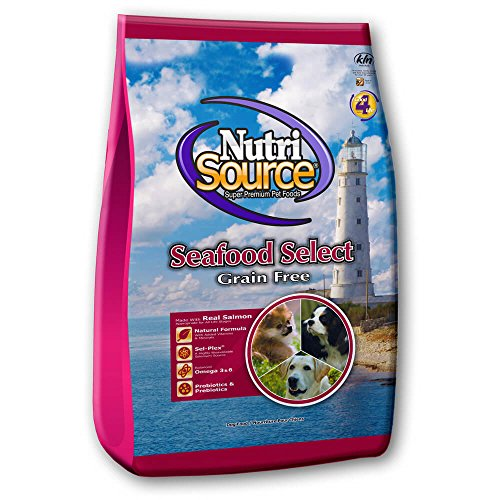 Cheap Tuffy'S Pet Food 131755 Nutrisource Select Grain Free Seafood For Adult Dog, 15 Lb