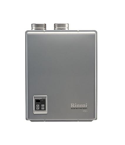 Amazon.com: rinnai interior calentador calentador de agua, 9 ...