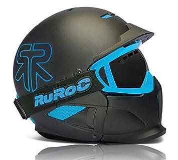 Ruroc RG1 de DX Esquí/Snowboard Casco: Amazon.es: Deportes y aire libre