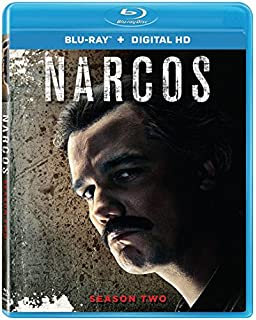 Amazon com: NARCOS: Temporada 1 (NARCOS: The complete Season One) An