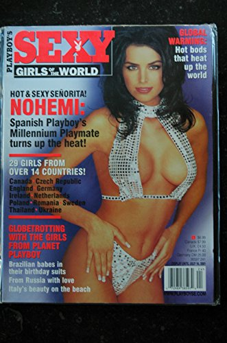 (PLAYBOY'S SEXY GIRLS OF THE WORLD 2001 06 GIRLS NUDES FROM OVER 14 COUNTRIES EROTIC)