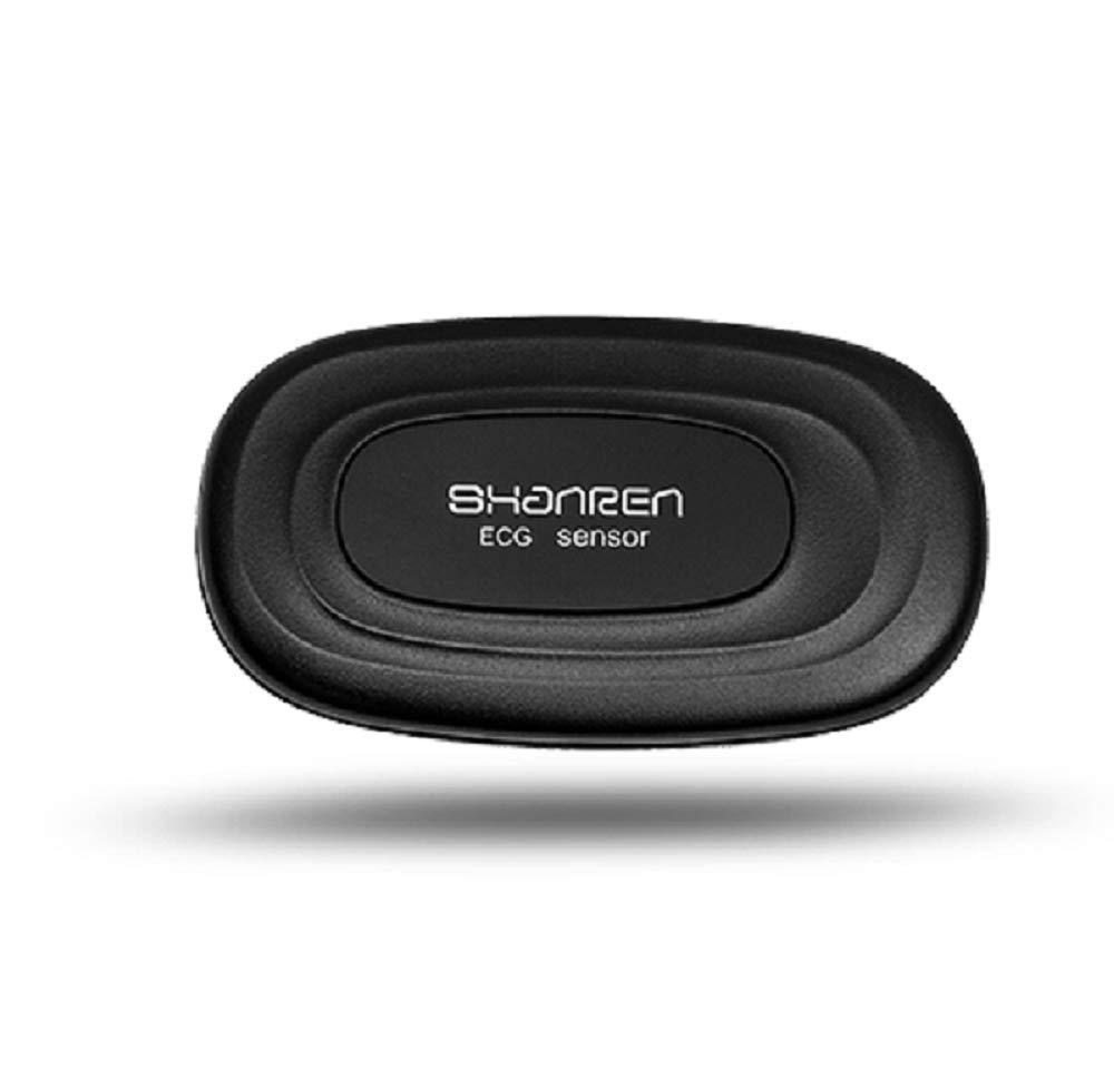 心拍計 心拍数モニター IP68防水 Bluetooth付き ANT+ 心拍数センサー iOS/Android対応 B07Q7P64N1