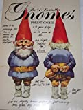 Gnomes, Rien Poortvliet and Will Huygen, 0553345001
