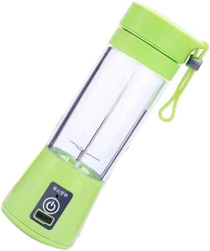LEVEL GREAT USB portátil Mezclador eléctrico Dos portátil batidora USB Cuchillas Juicer de la Fruta del Fabricante del Smoothie