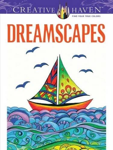 Funn Games (Creative Haven Dreamscapes Coloring Book (Adult Coloring))