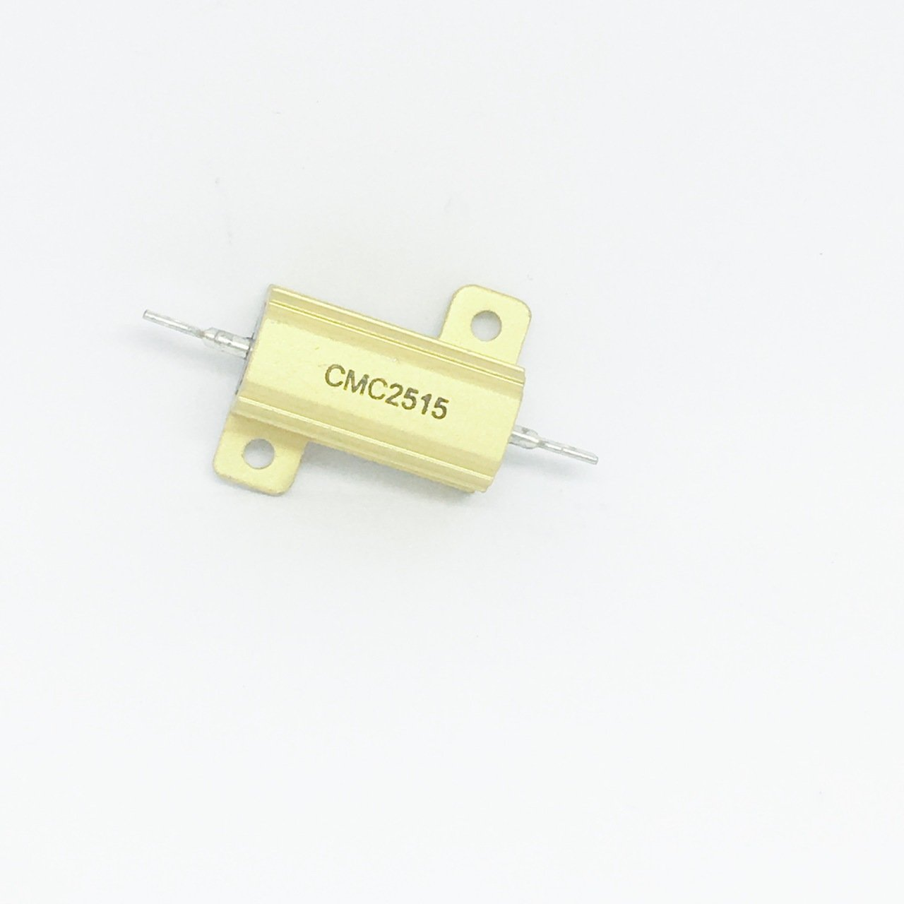 CMC25750 - HONEYWELL SENSING AND CONTROL - RES WIREWOUND 750 OHM 1% 25W ±20ppm/°C ALUMINUM HOUSED AXL FLANGE MOUNG