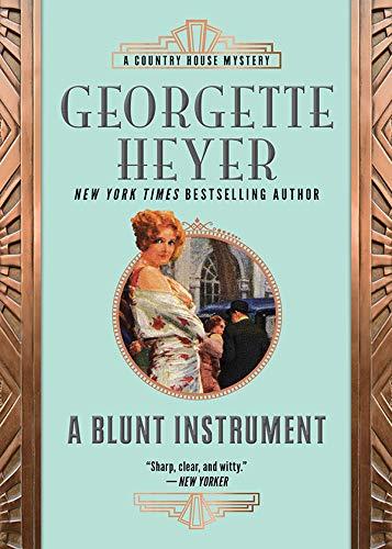 A Blunt Instrument (Inspector Hannasyde Book 4)