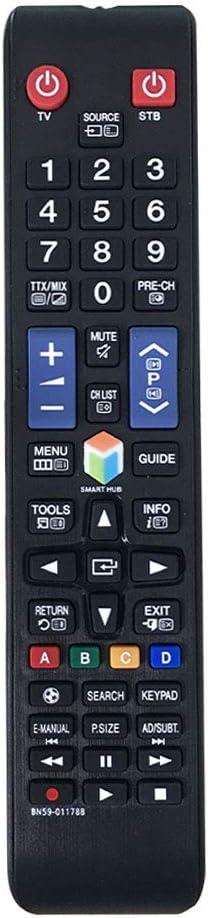 MYHGRC - Mando a Distancia de Repuesto para Samsung Smart TV ...