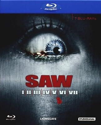 Saw 1-7 Blu-ray