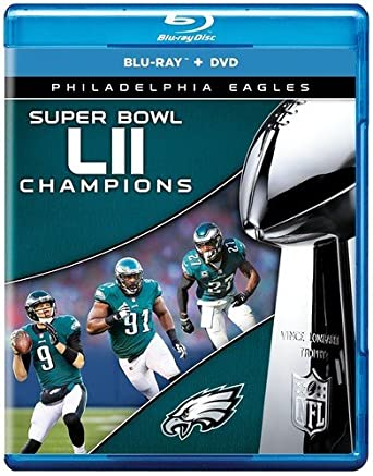 32cd7aa8f00 Amazon.com  NFL Super Bowl LII Champions  The Philadelphia Eagles ...
