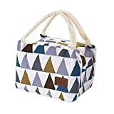 AIMTOPPY HOT Sale, For Women Kids Insulated Canvas Box Tote Bag Food Lunch Bags (Multicolor, free)