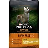 Purina Pro Plan SAVOR Adult Grain Free Shredded Blend Turkey & Chicken Formula Dry Dog Food – (1) 24 lb. Bag For Sale