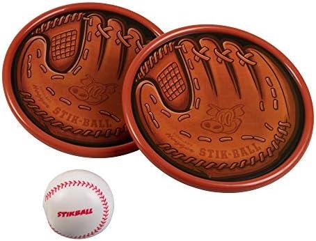 Stikball Toss Catch Baseball Catcher