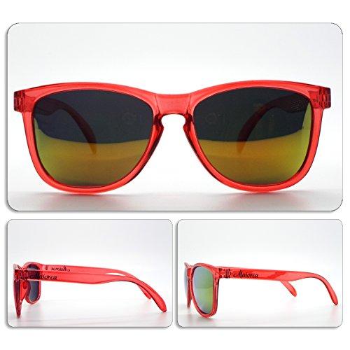 Mixte Femme Red Majorque 0001 See Soleil Rouge De Art Vision Homme Sunglasses Lunettes vvUFxY0