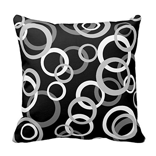 Popular Presents Retro Cotton Cushion Cover Pillowcase 18