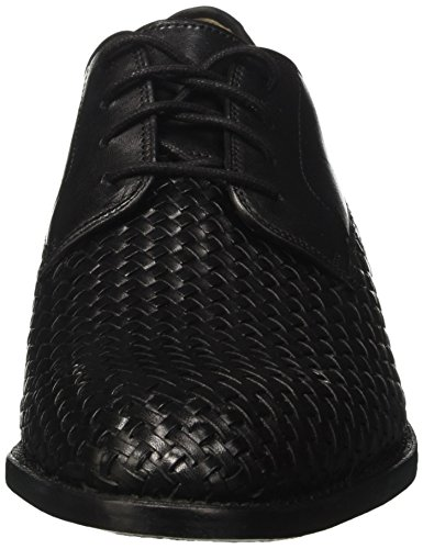 Weave Scarpe 261231597 Nero Clarks Black Uomo Derby HRqWw8