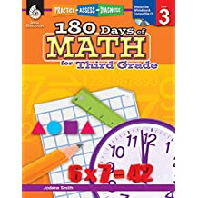 180 Days of Math for Third Grade (180 Days of Practice)