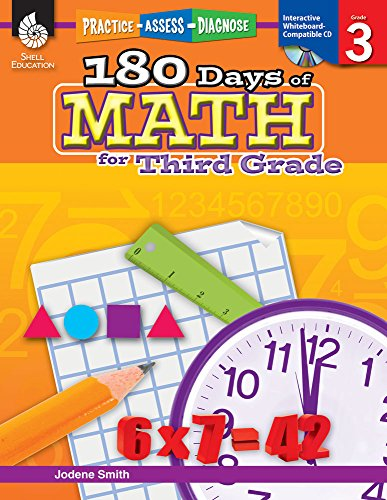 180 Days of Math for Third Grade (180