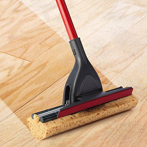 O-Cedar Wood-Matic Roller Mop New