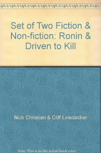 Set of Two Fiction & Non-fiction: