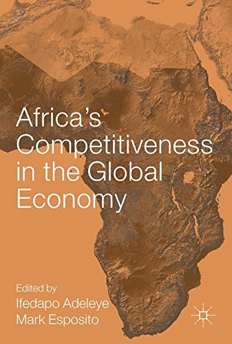Africa's Competitiveness in the Global Economy (AIB Sub-Saharan Africa (SSA) Series) by Palgrave Macmillan