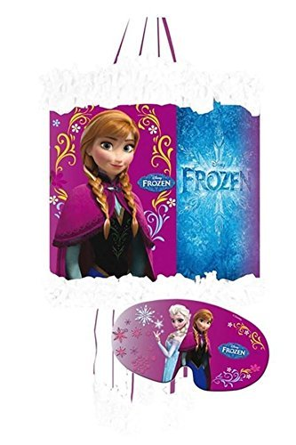 Disney Frozen Party Pull String Pinata Bag by Disney -