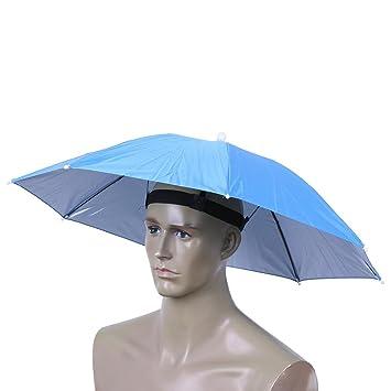 grossiste 4692a a0bb8 Domybest Chapeau de Parapluie avec Serre-tête élastique ...