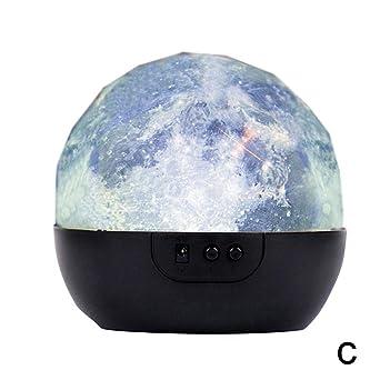 Creative Universe Proyector de cielo estrellado con luz LED ...